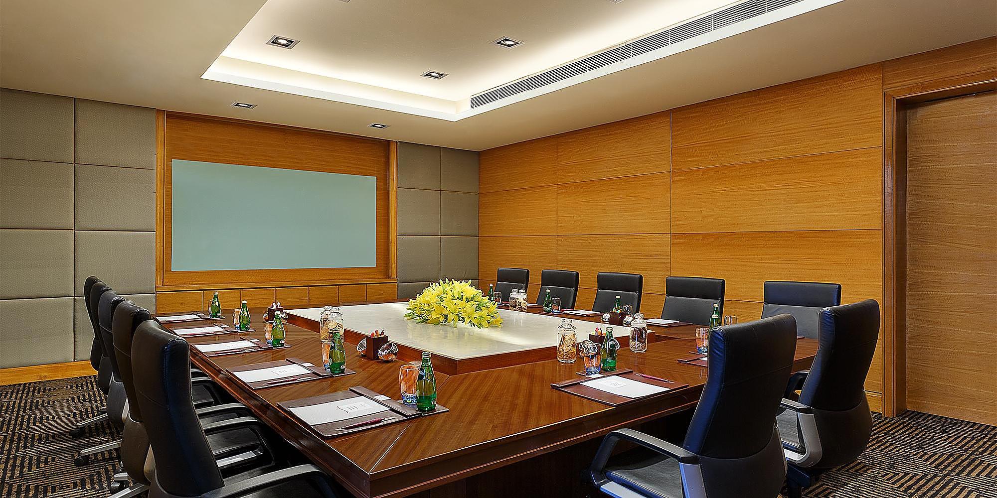 Crowne Plaza Gurgaon - Gurgaon, India Hotel | IHG