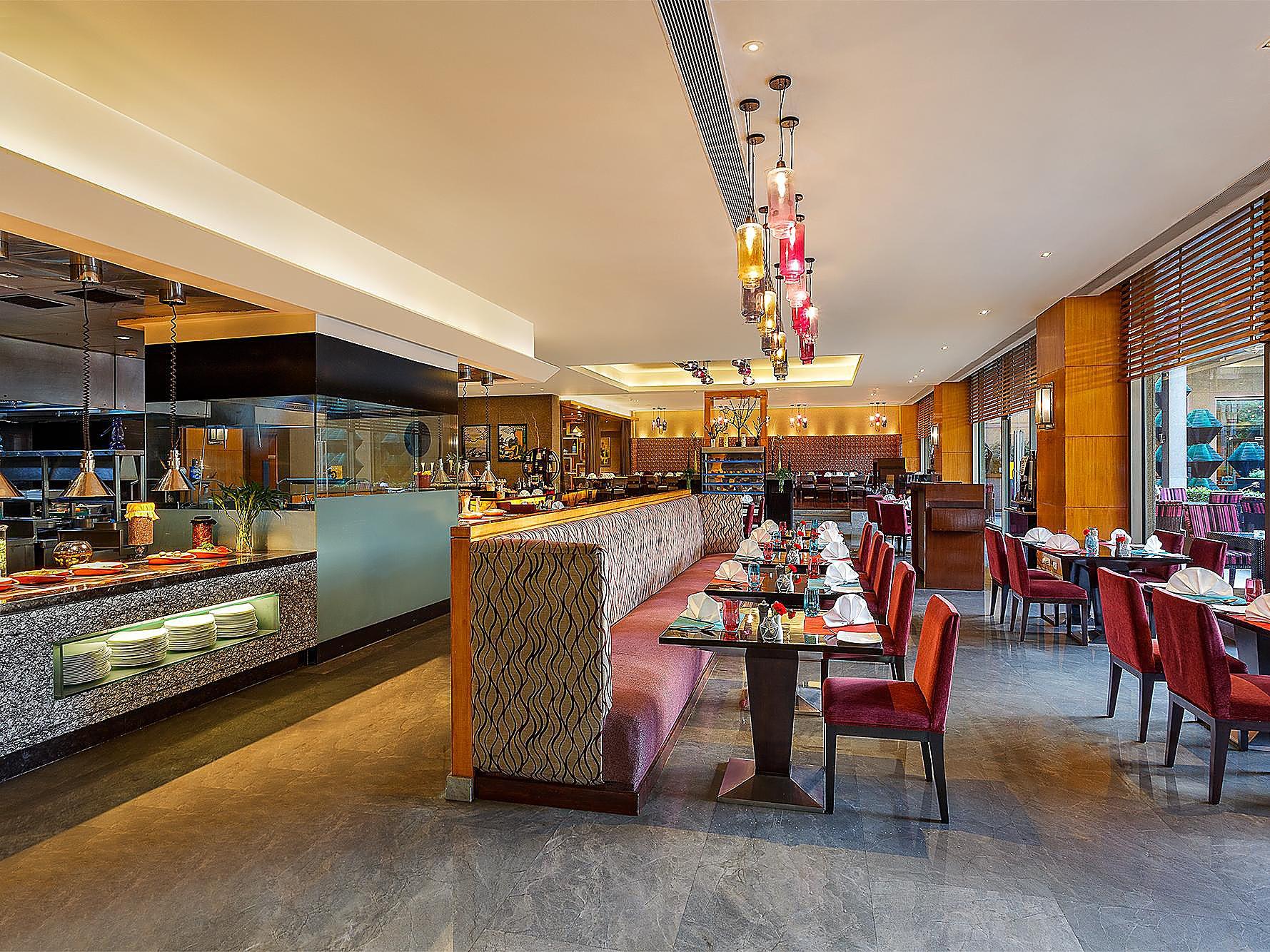 Restaurants Near Gurgaon Crowne Plaza