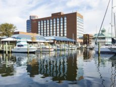 Crowne Plaza Hampton-Marina in Hampton, Virginia