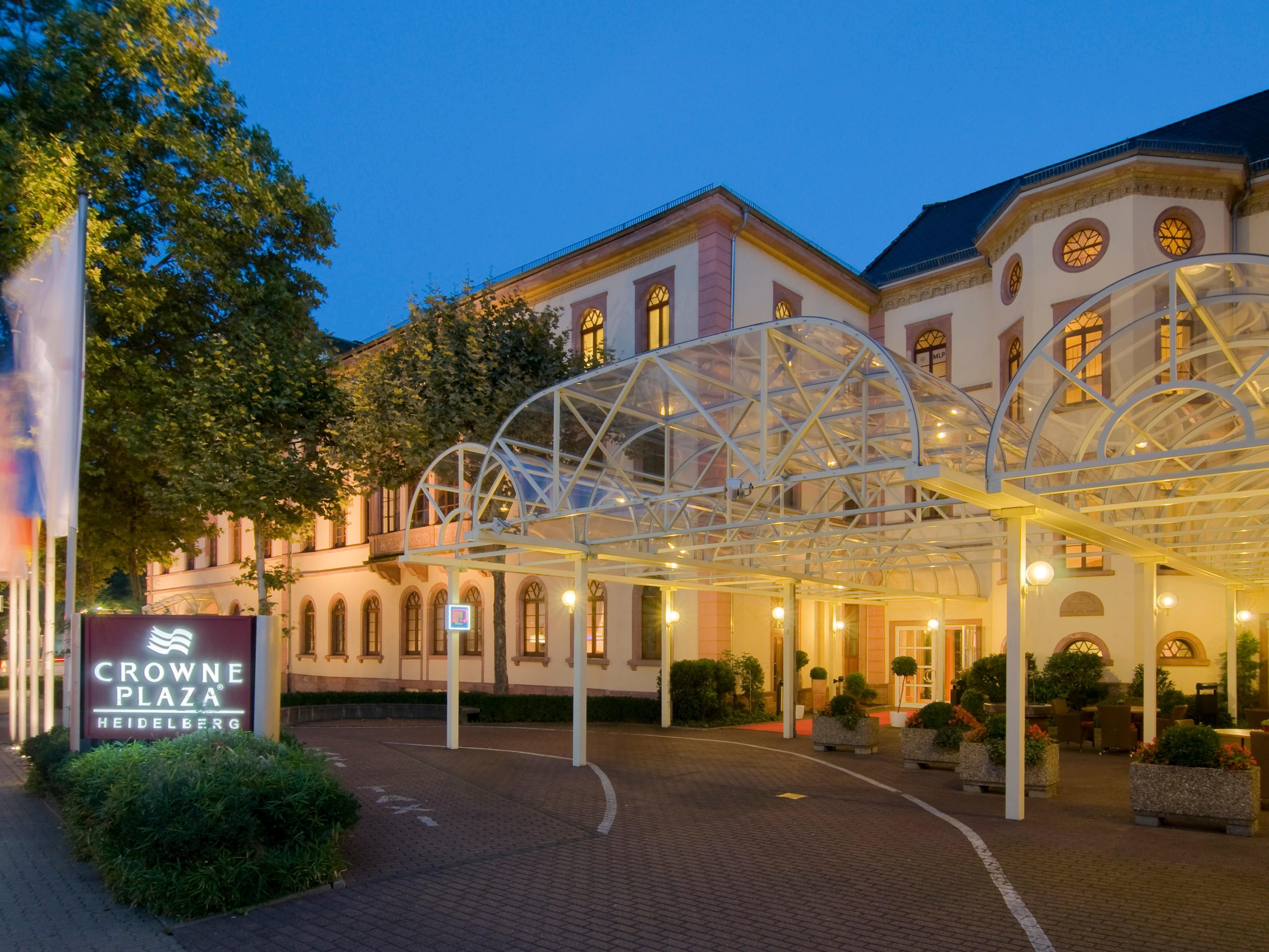 Hof Hotel Central
