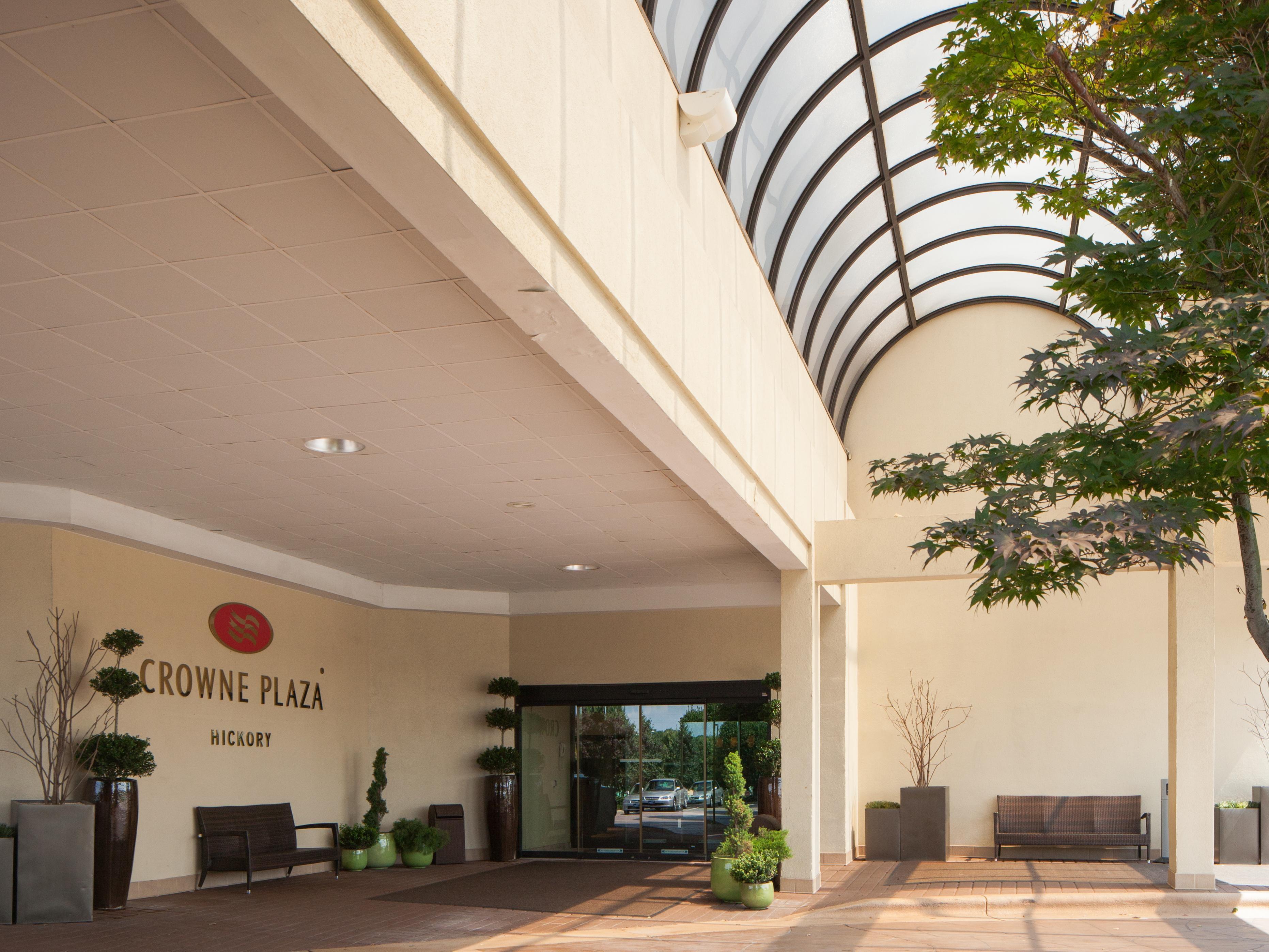 Crowne Plaza Hickory Hickory United States Hotel Ihg