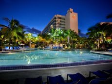 Crowne Plaza Hollywood Beach Resort in Miami, Florida