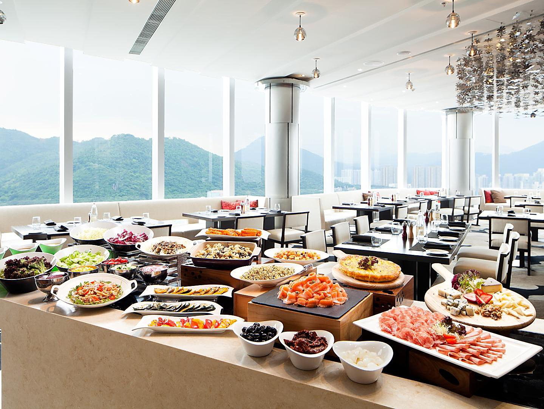 Marvelous Hotels In Hong Kong China Crowne Plaza Hong Kong Kowloon East Beutiful Home Inspiration Semekurdistantinfo