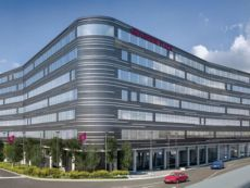 Crowne Plaza London Heathrow T4 in Crawley, United Kingdom