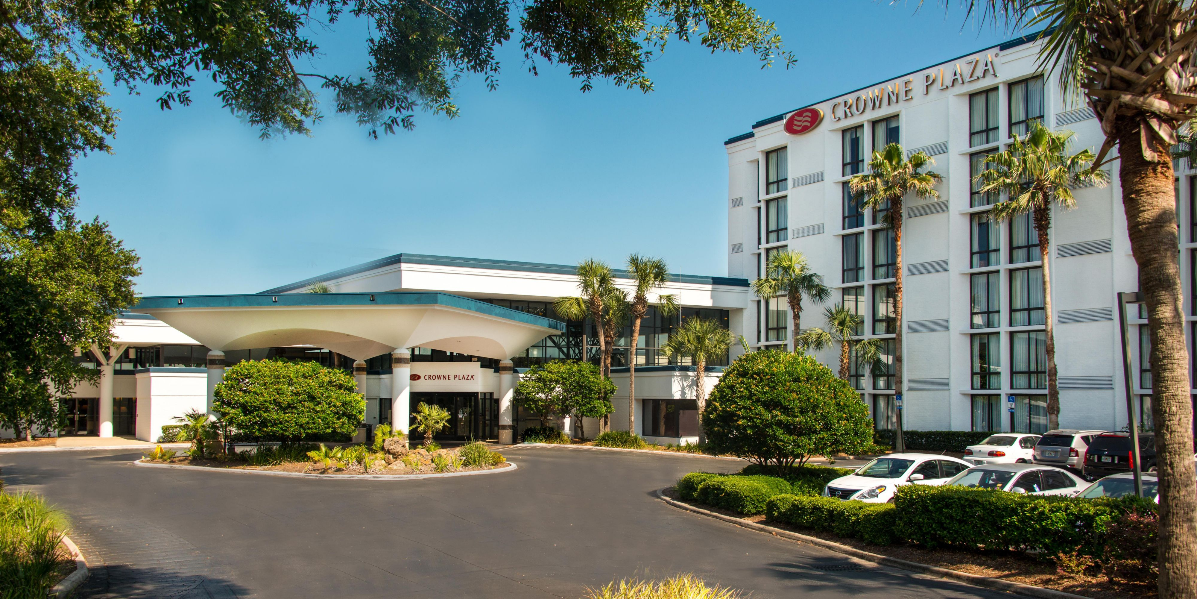 Airport Hotels In Jacksonville Fl Crowne Plaza