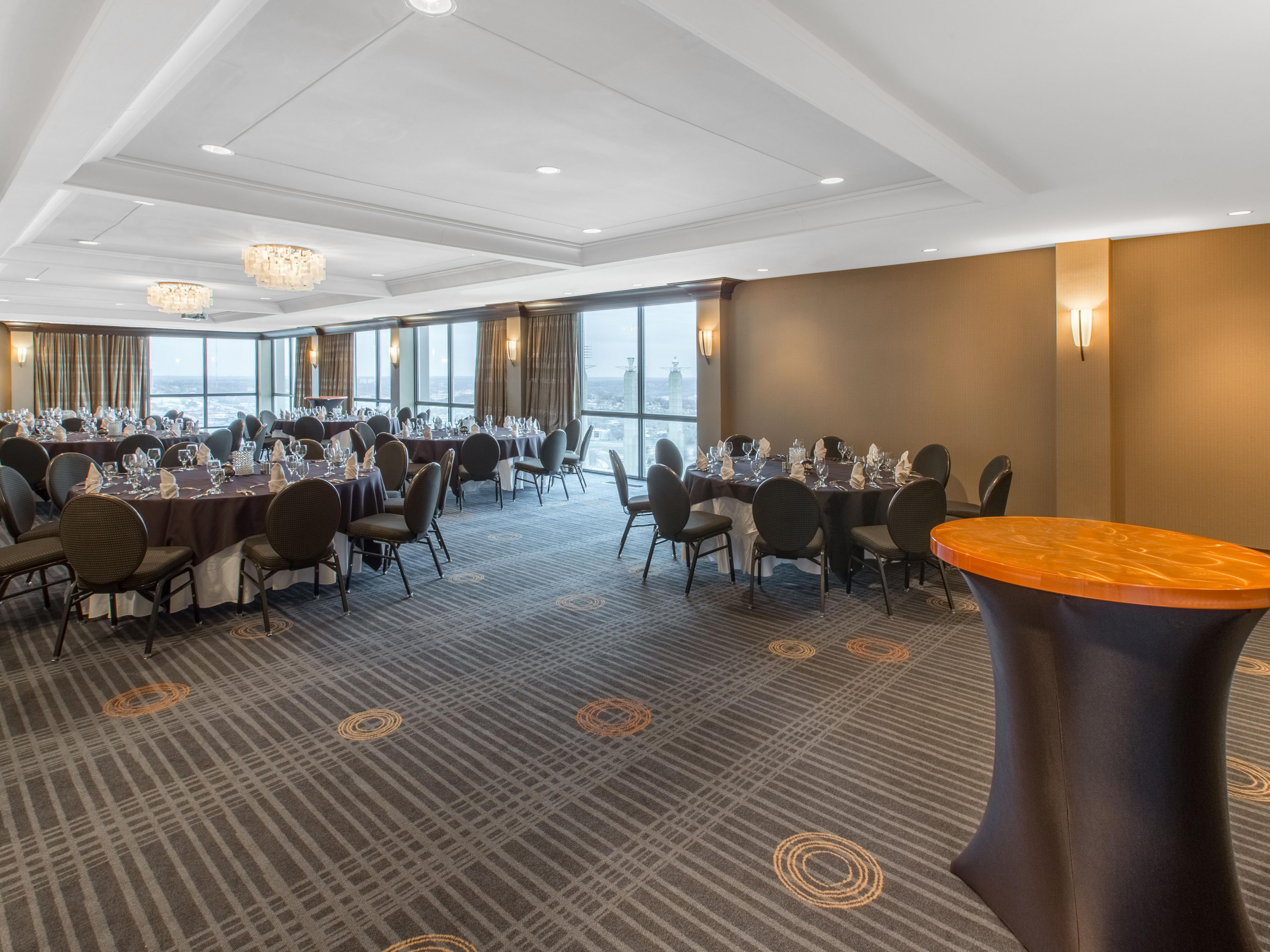 Crowne Plaza Kansas City Downtown Hotel Meeting Rooms For Rent In