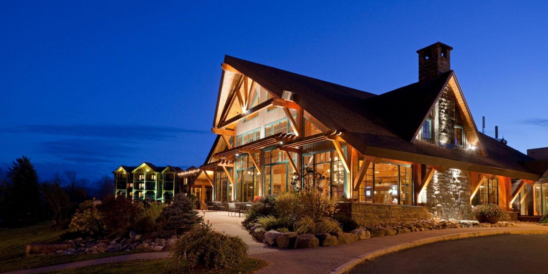 Crowne Plaza Hotel Lake Placid