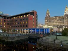 Crowne Plaza Liverpool City Centre in Liverpool, United Kingdom