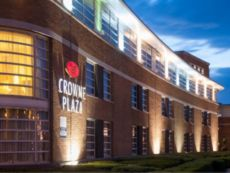 Crowne Plaza Liverpool John Lennon Airport in Haydock, United Kingdom