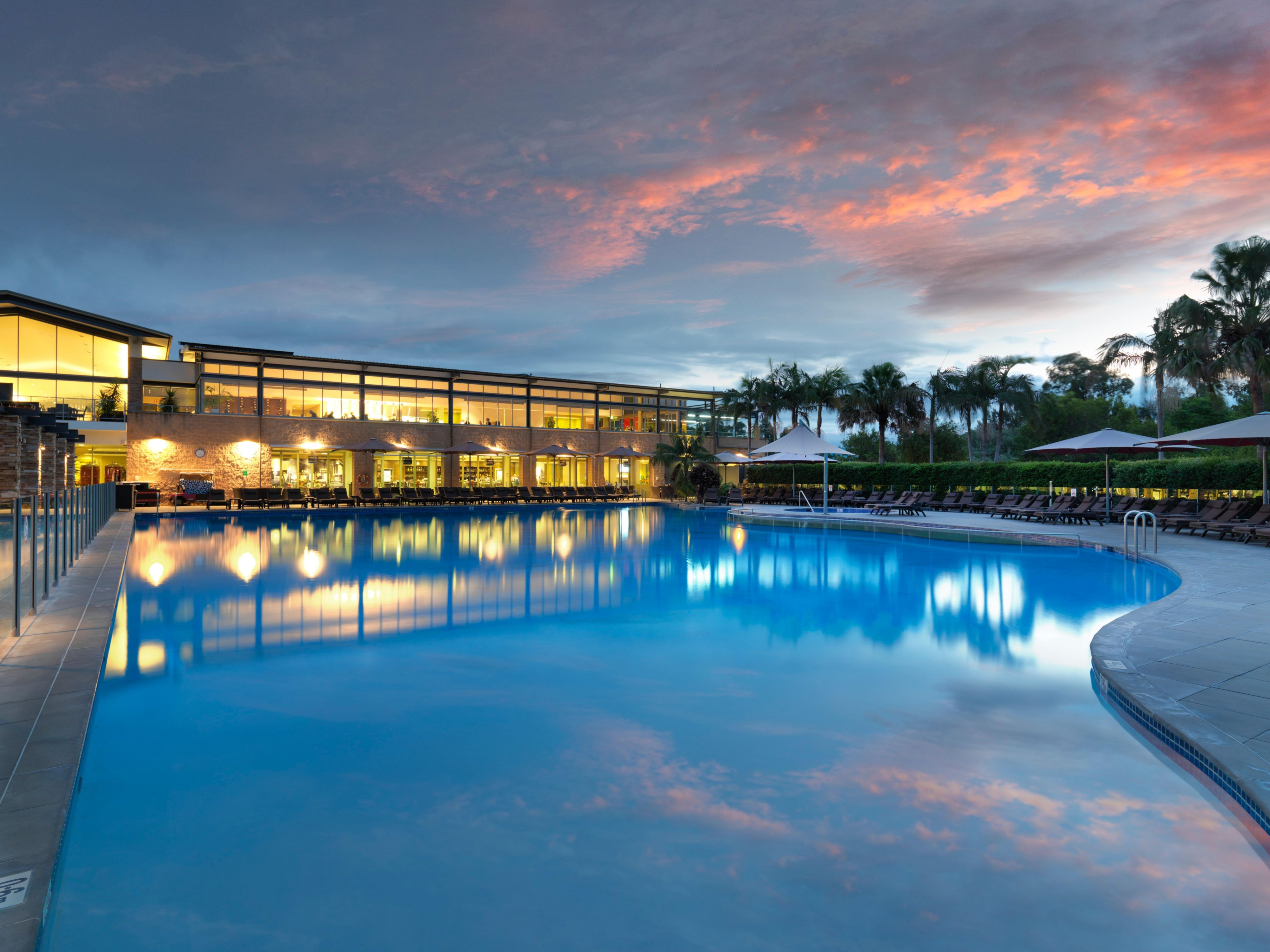 Welcome To Crowne Plaza Hunter Valley Amenities