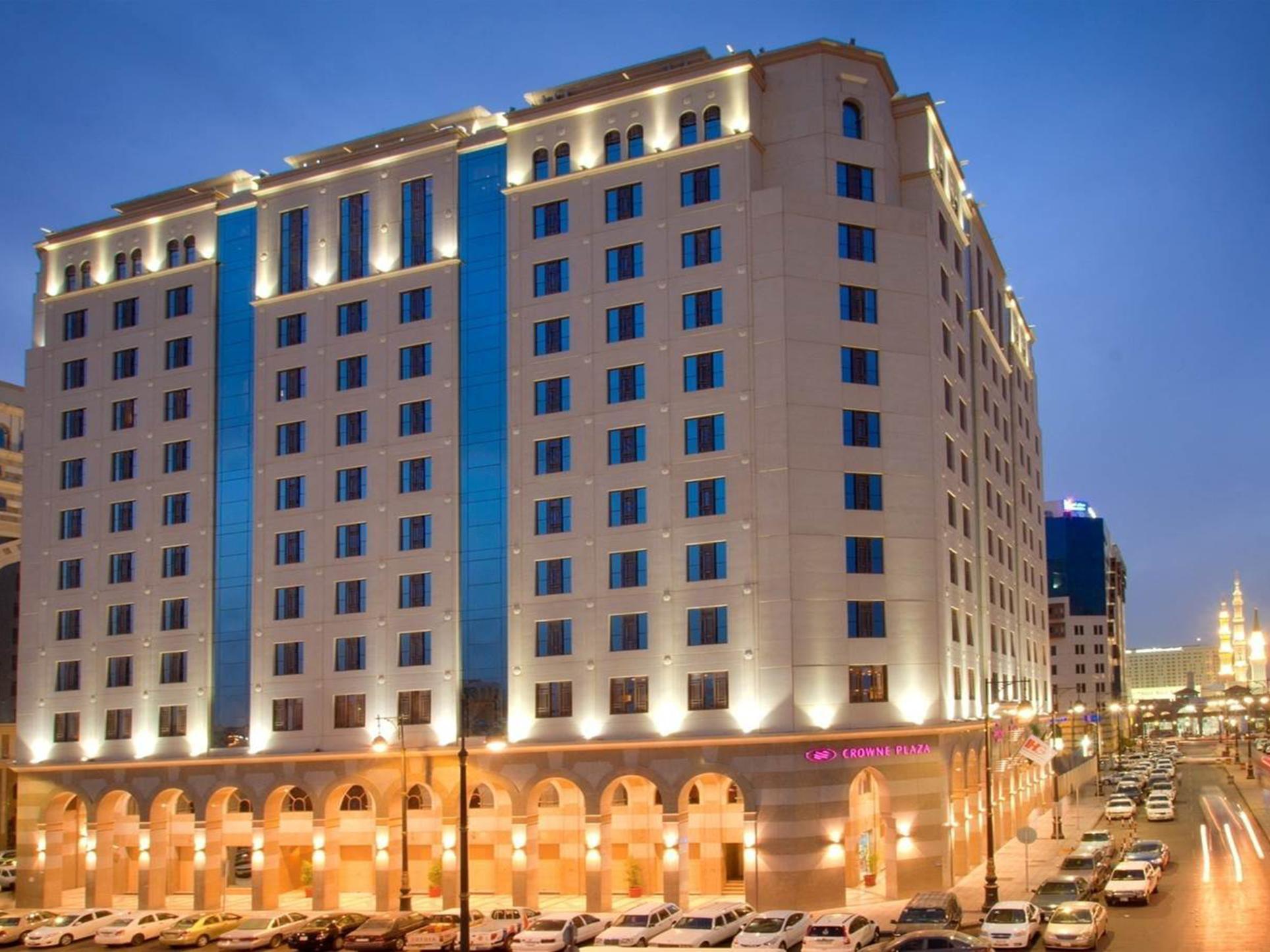 Hotel In Medina Saudi Arabia