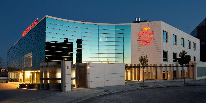 Crowne Plaza Madrid Airport Madrid Spain