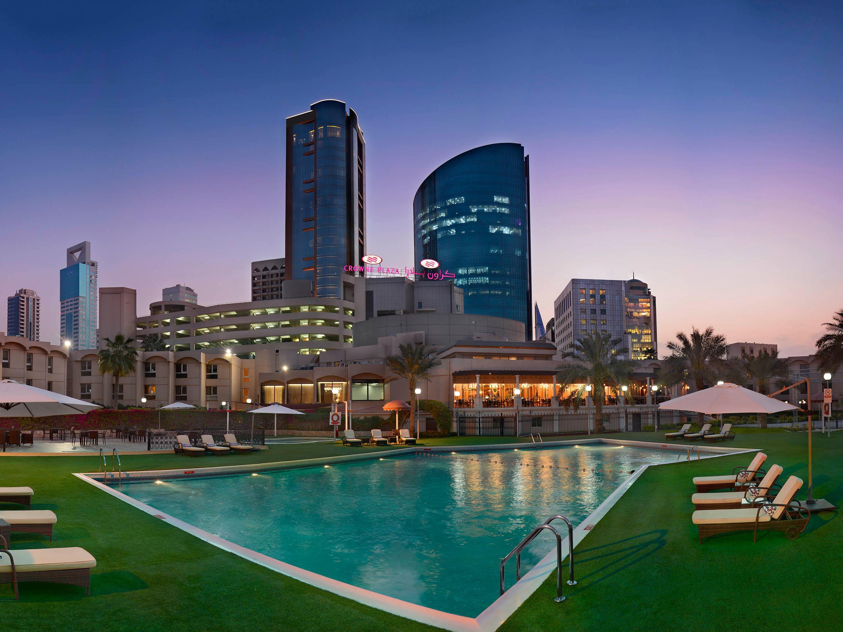 Crowne Plaza Manama Bahrain Manama Bahrain