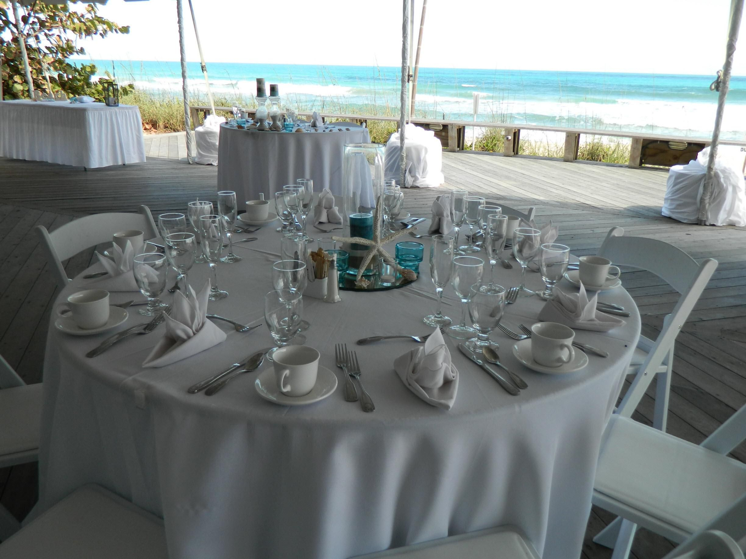 Crowne Plaza Melbourne Oceanfront Gazebo Specialeventsphoto Special Events