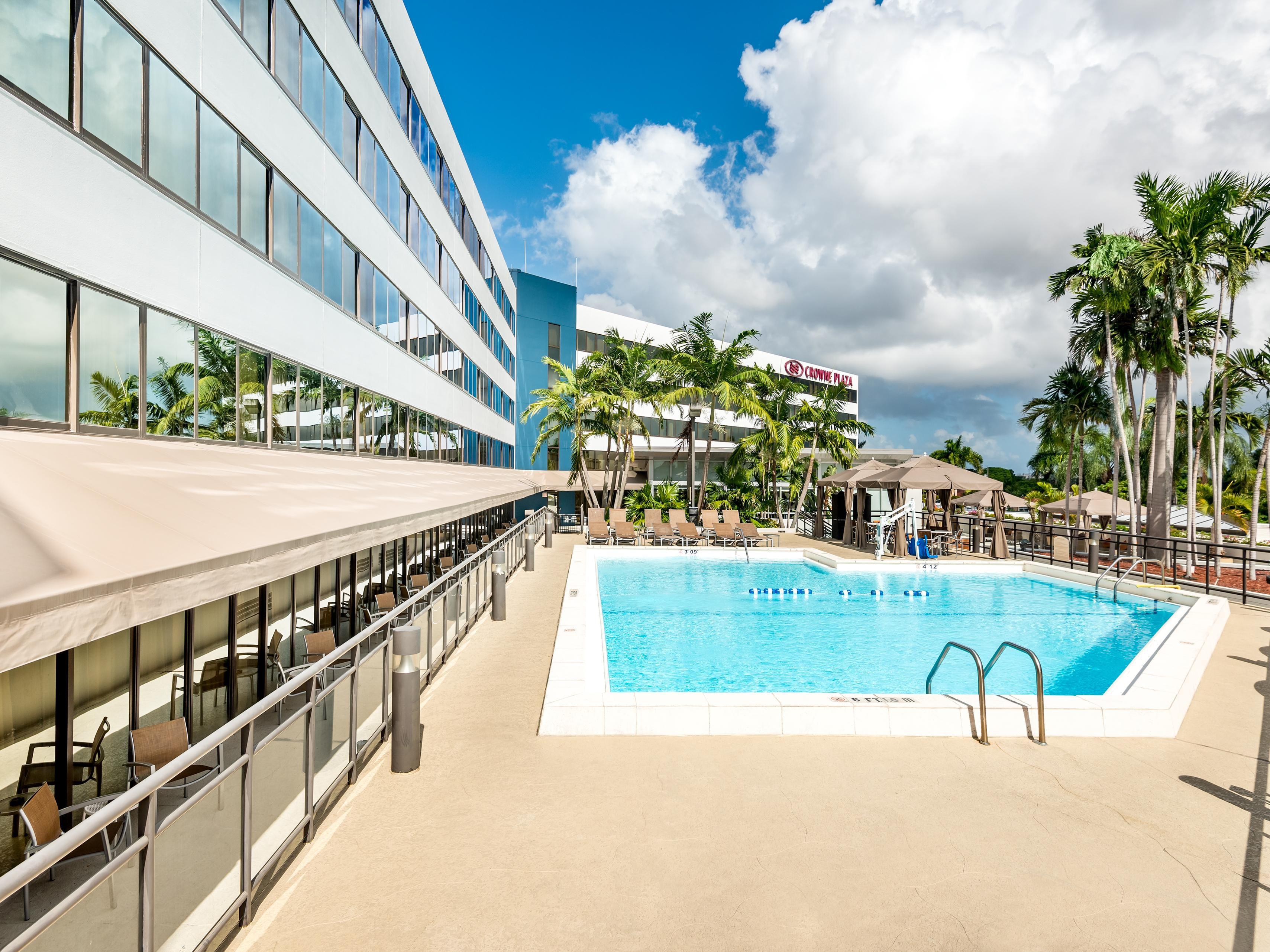 Crowne Plaza Miami Airport Gesundheits Und Fitnesseinrichtungen