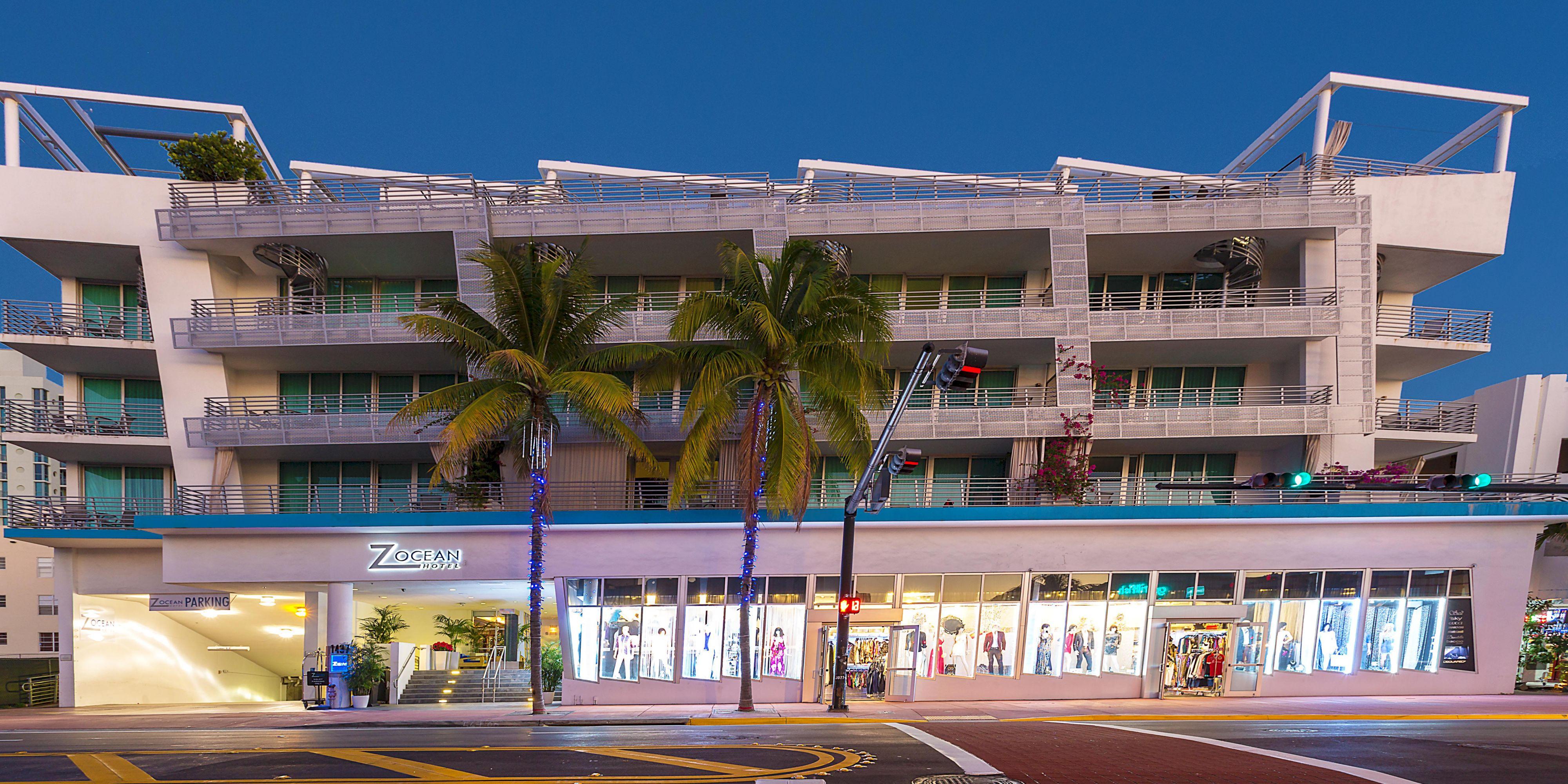 Hotels On Ocean Drive South Beach Miami