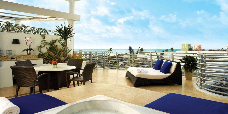 Crowne Plaza South Beach Z Ocean Hotel Miami United States Ihg