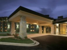 Crowne Plaza Milwaukee Airport in Sturtevant, Wisconsin
