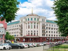 Crowne Plaza Minsk in Minsk, Belarus