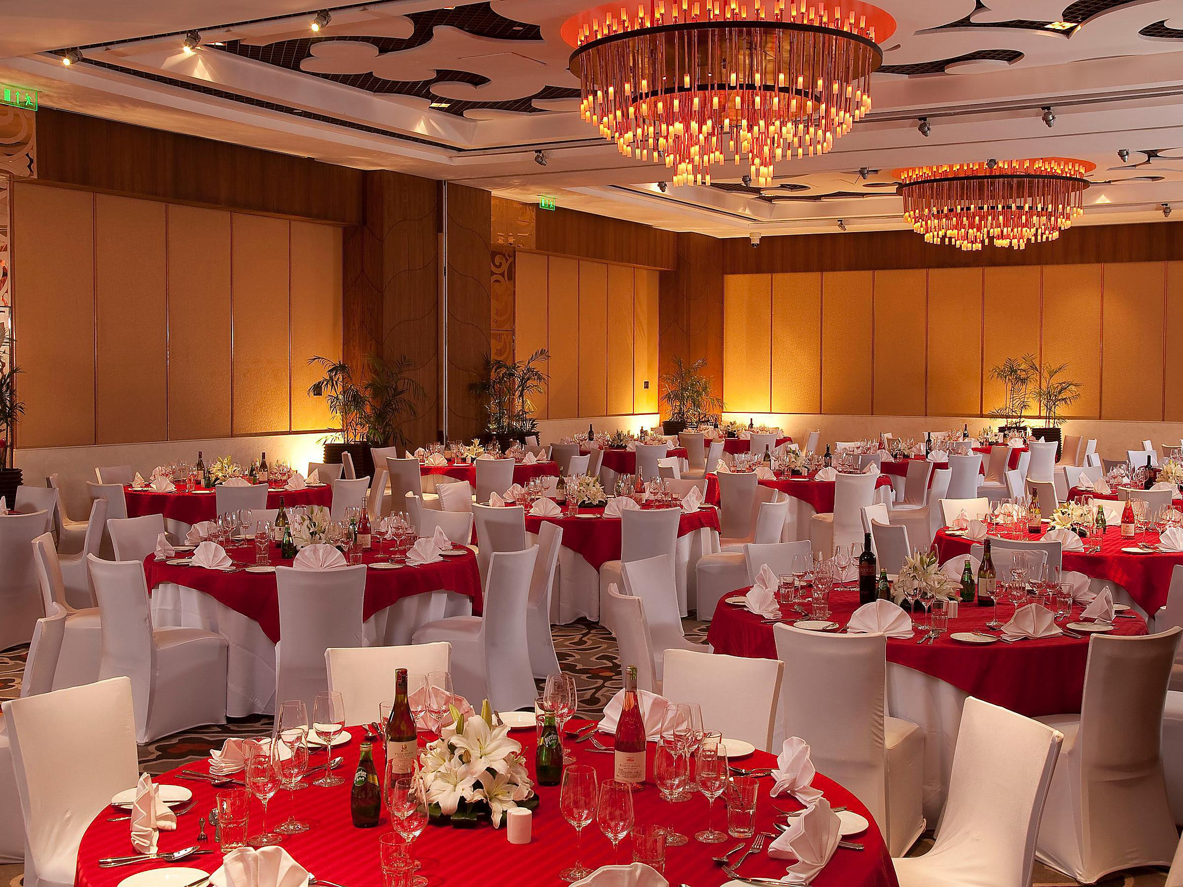 Crowne Plaza New Delhi Okhla - Hotel in New Delhi by IHG