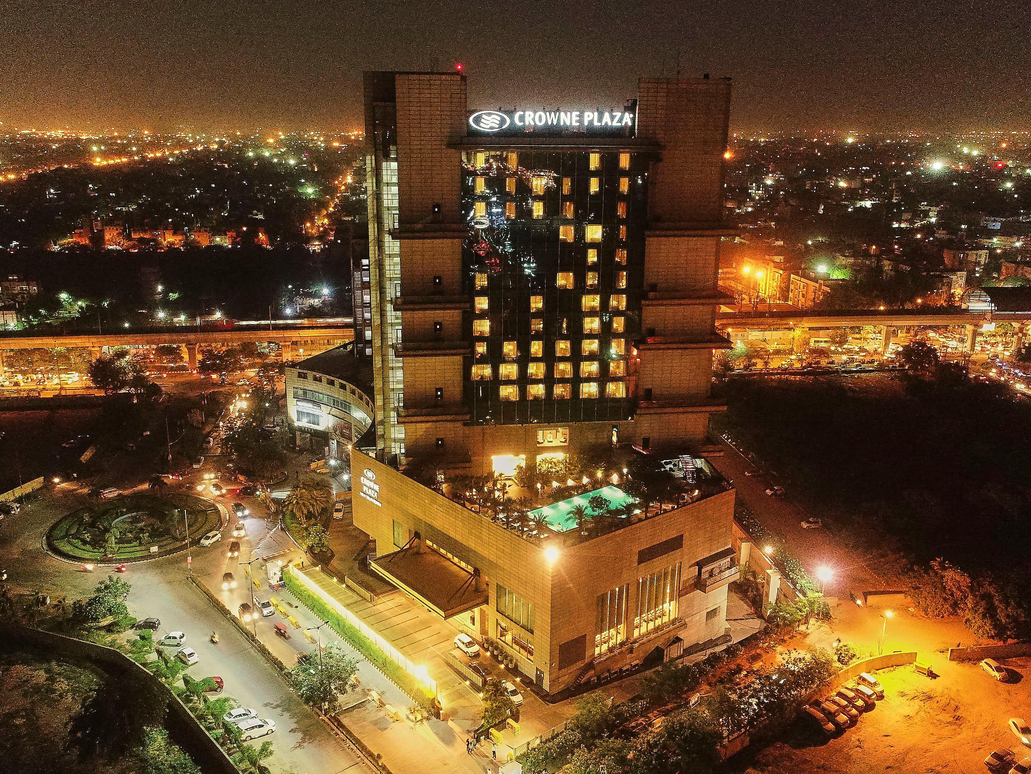 Crowne Plaza New Delhi Rohini - New Delhi, India