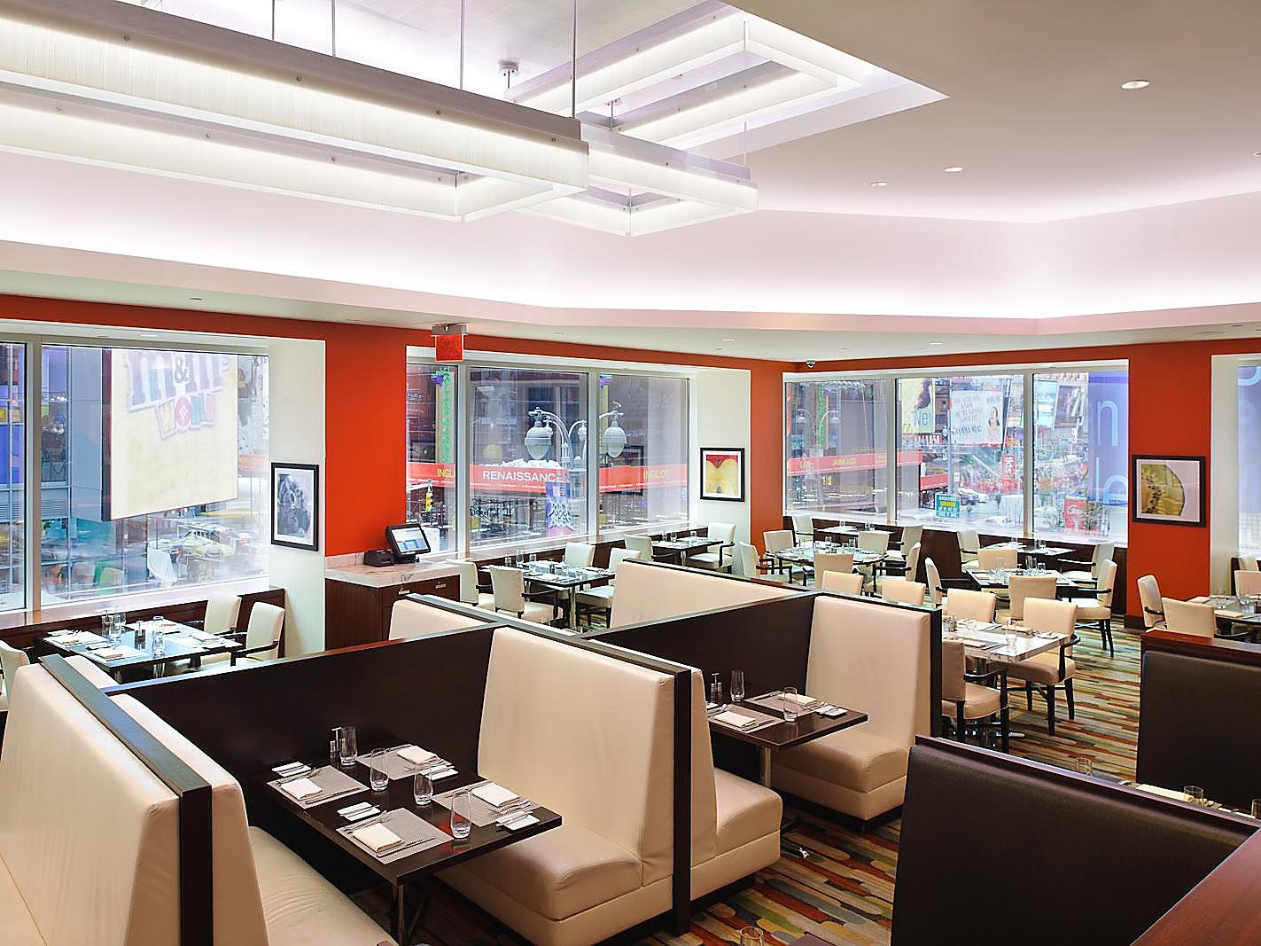 Restaurants Near Times Square Manhattan Crowne Plaza