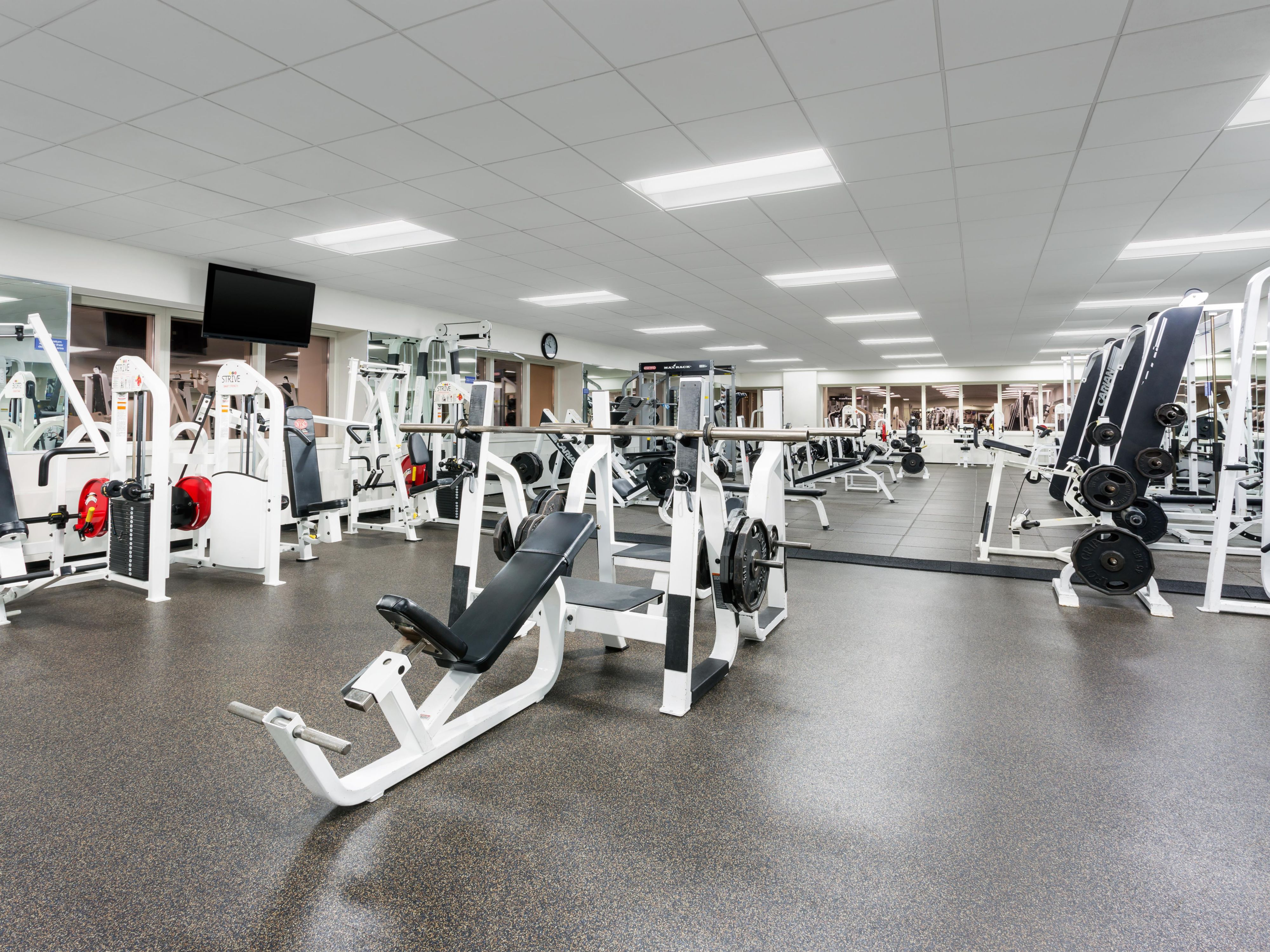 New York Sports Club State Of The Art Fitness Center.
