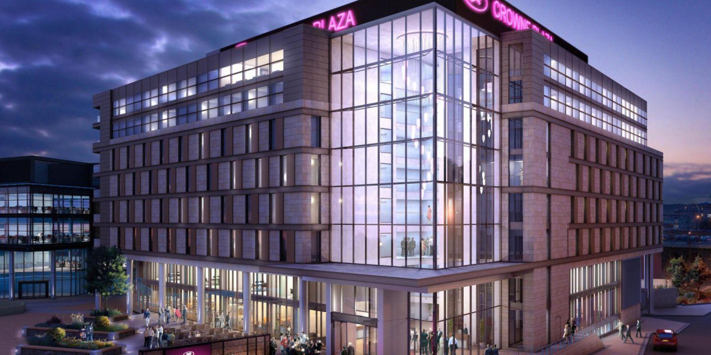 Crowne Plaza Hotel Newcastle Stephenson Quarter