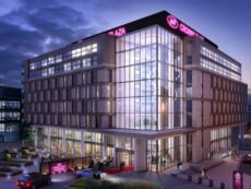 Crowne Plaza Newcastle - Stephenson Quarter in Newcastle Under Lyme, United Kingdom