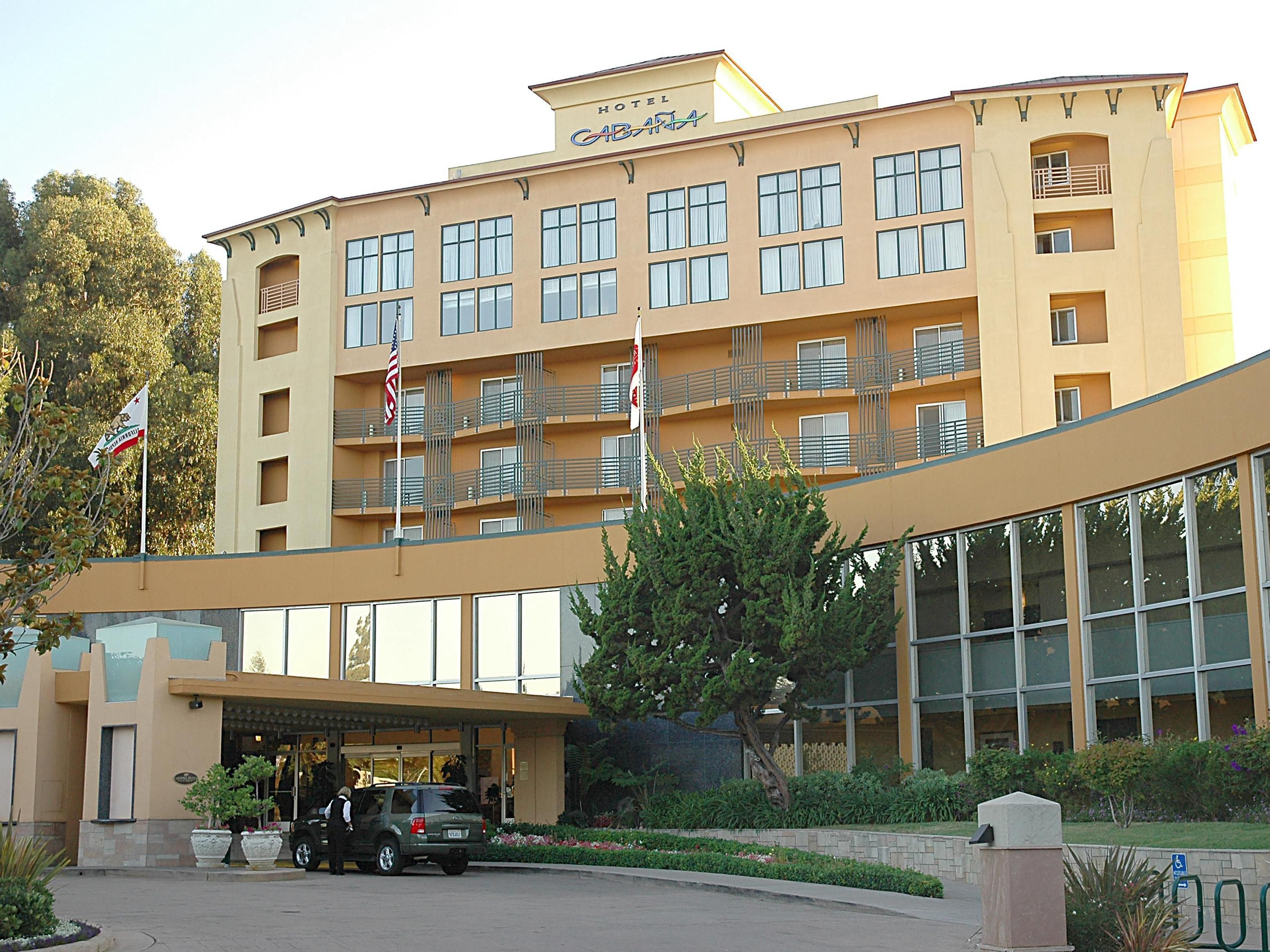 find sunnyvale hotels