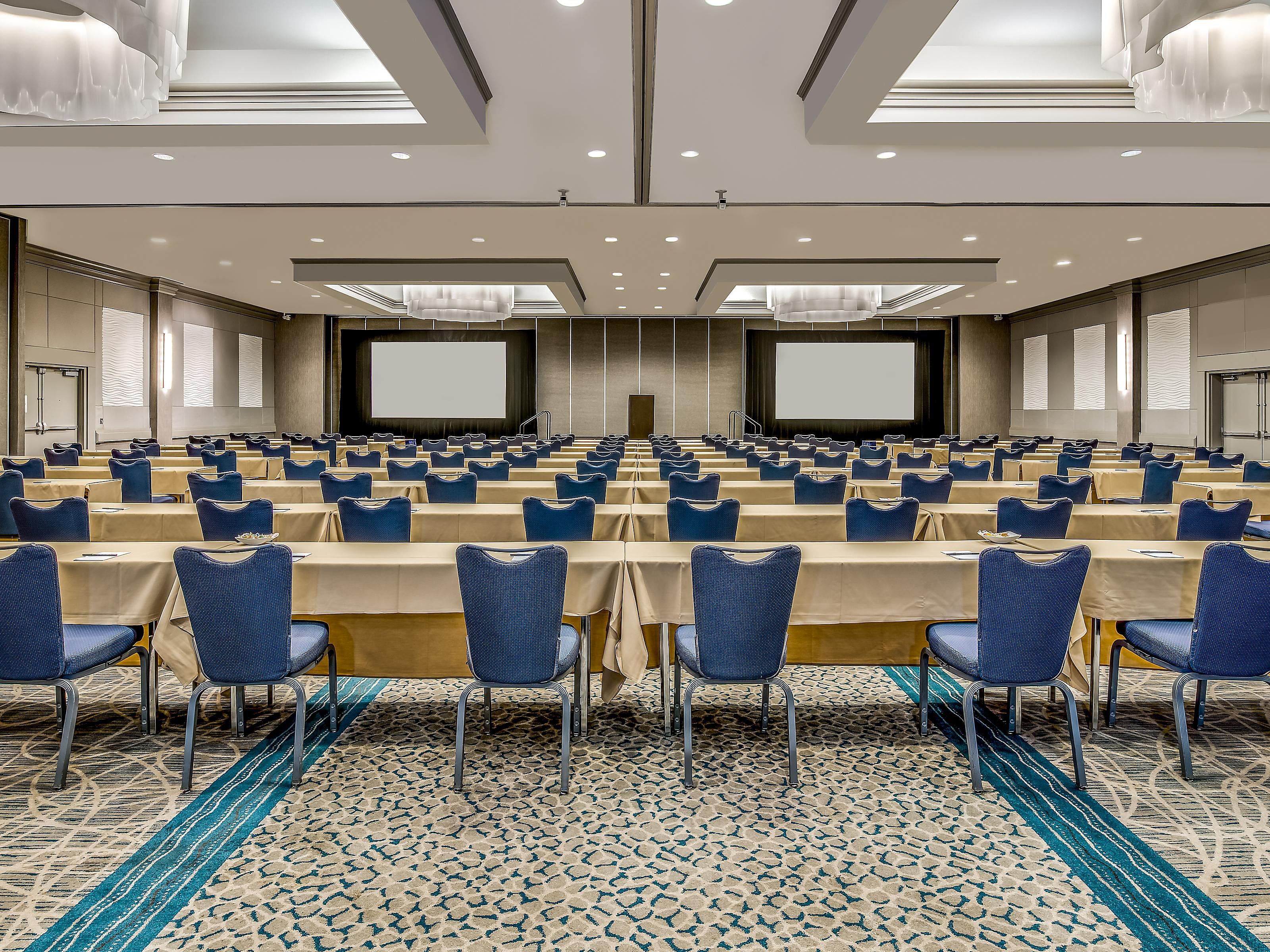 Crowne Plaza Palo Alto - Hotel Meeting Rooms for Rent