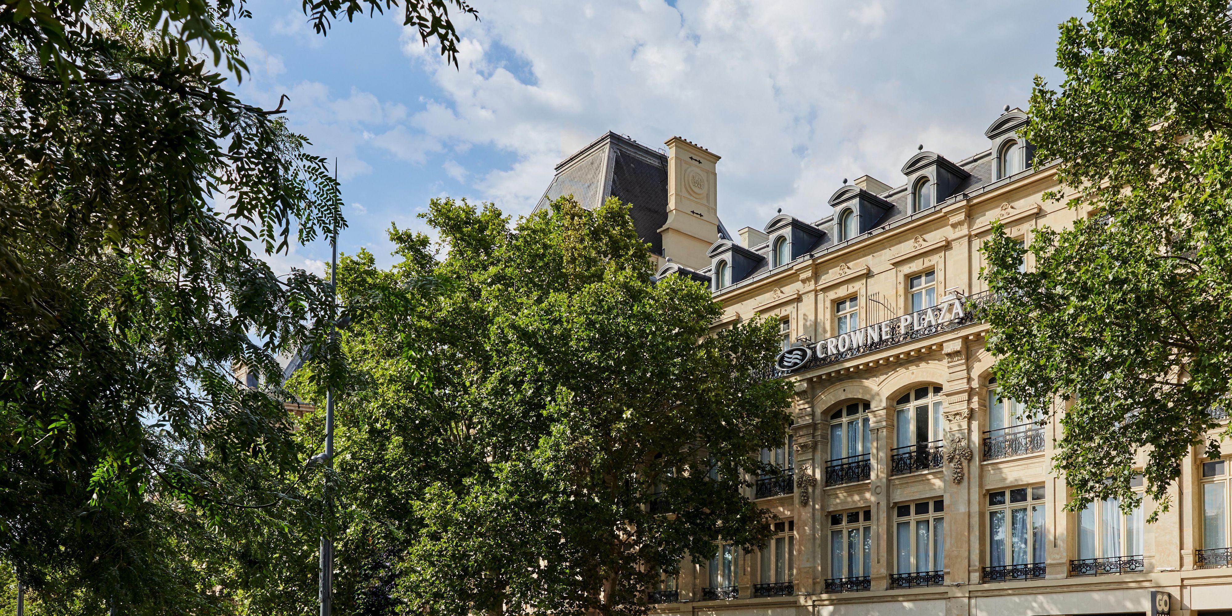 4 Star Business Hotels Paris City Centre Crowne Plaza