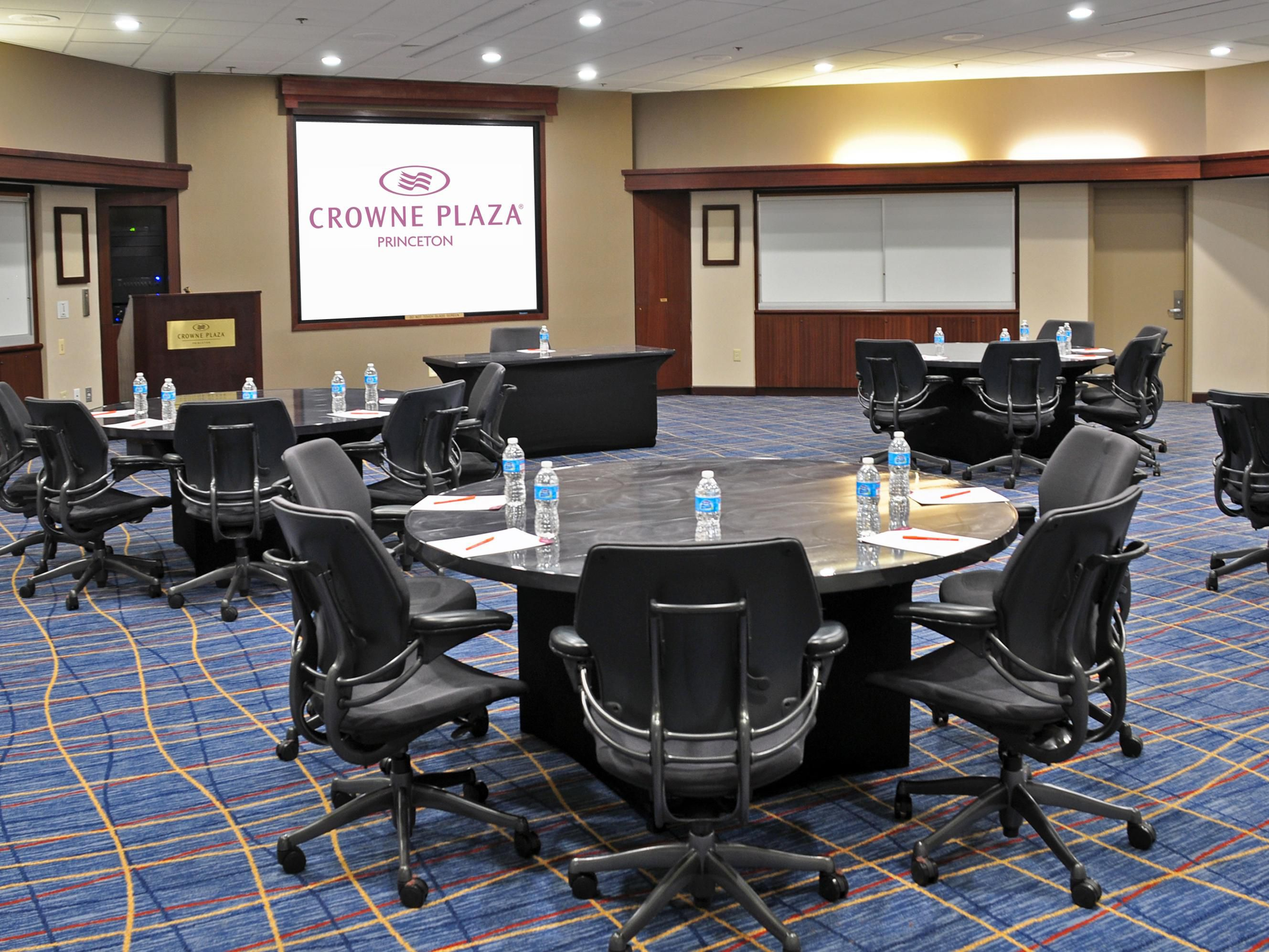 crowne plaza princeton hotel meeting rooms for rent