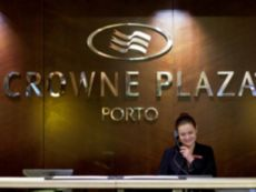 Crowne Plaza Porto in Porto, Portugal