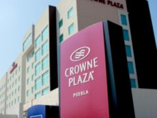 Crowne Plaza Puebla in San Andres Cholula, Mexico