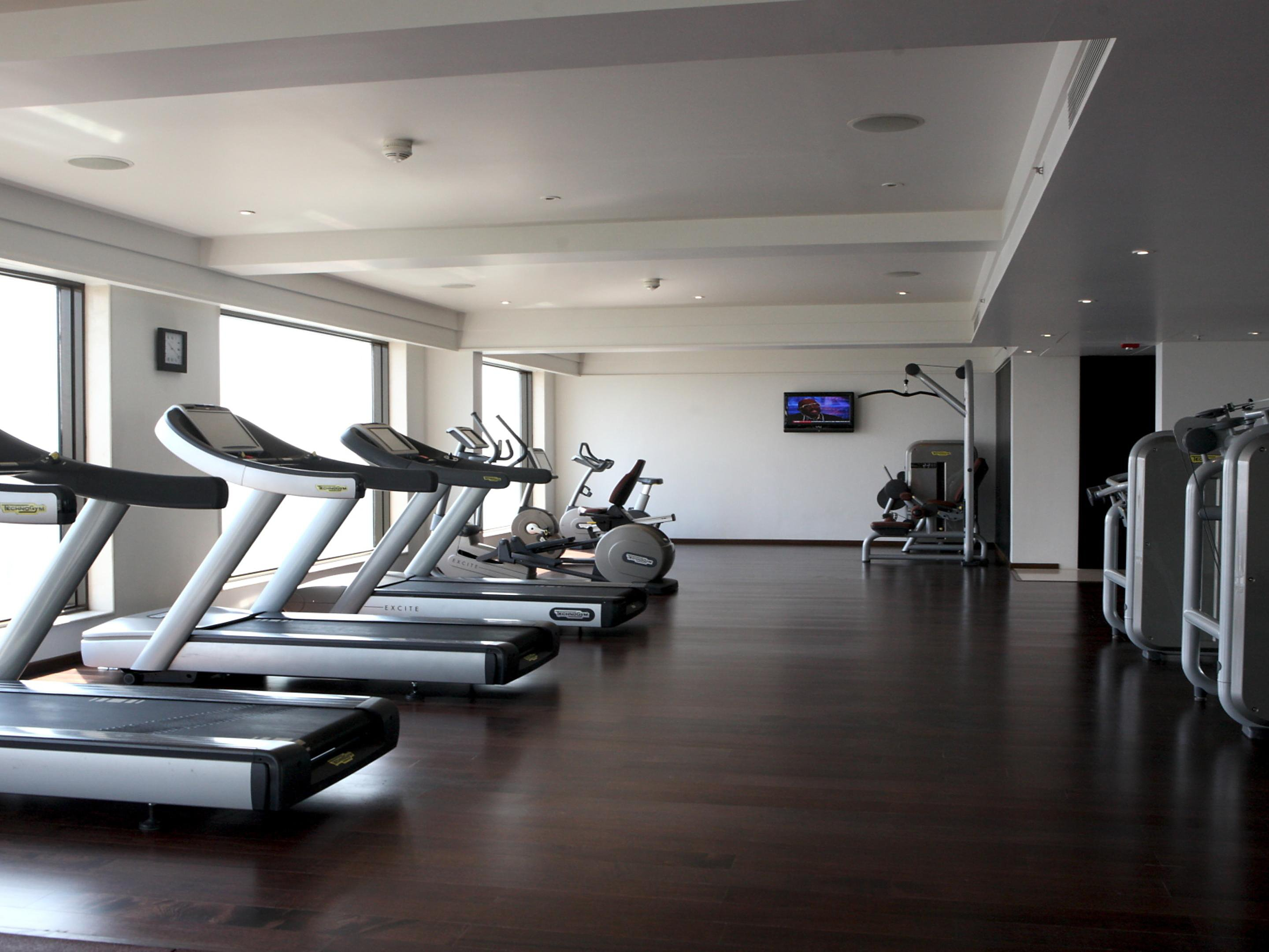 Crowne plaza pune city centre health and fitness facilities