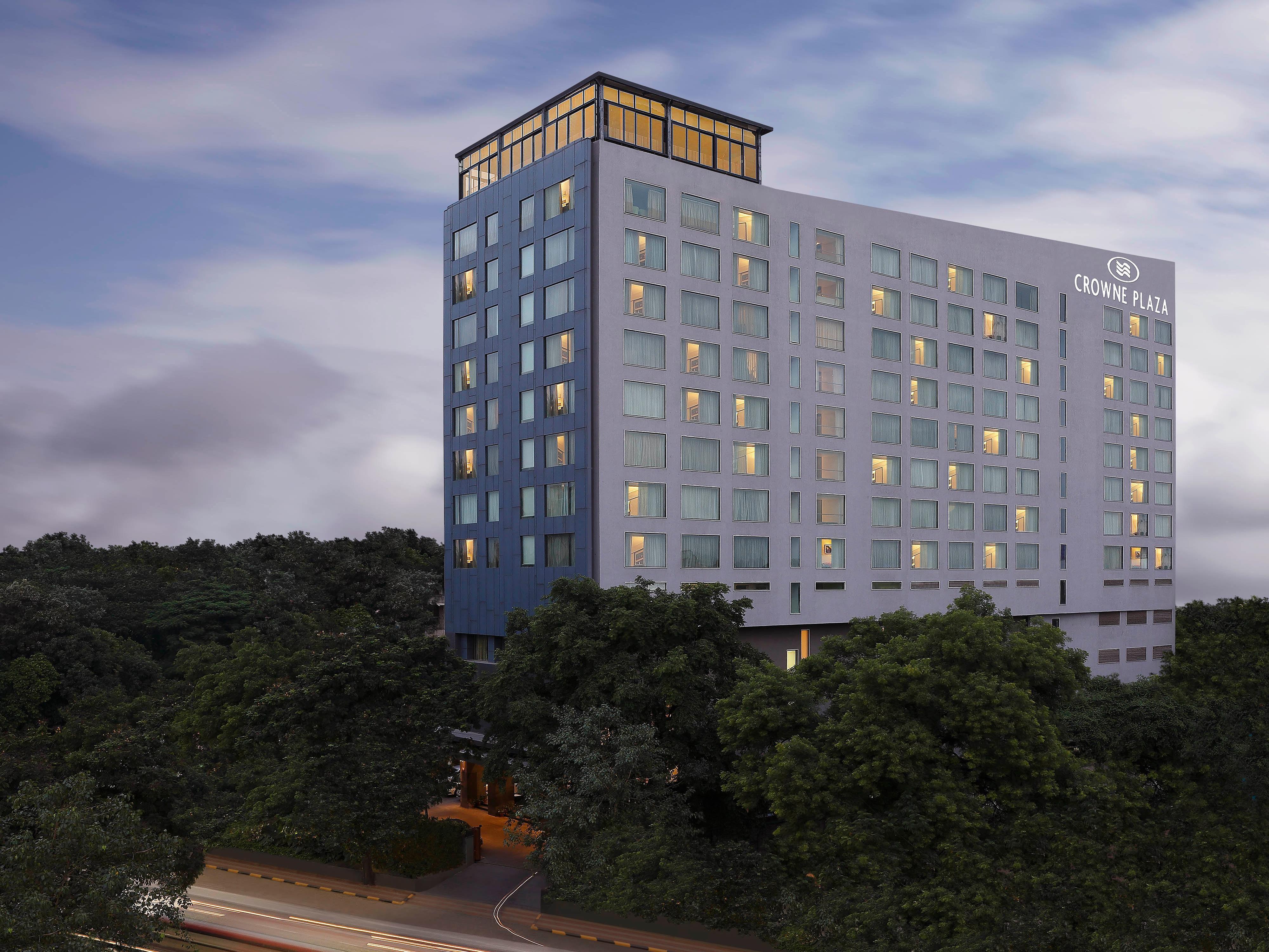 Hotel Delhi City Centre Crowne Plaza Pune City Centre Pune India