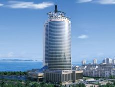 Crowne Plaza Qingdao in Qingdao, Mainland China