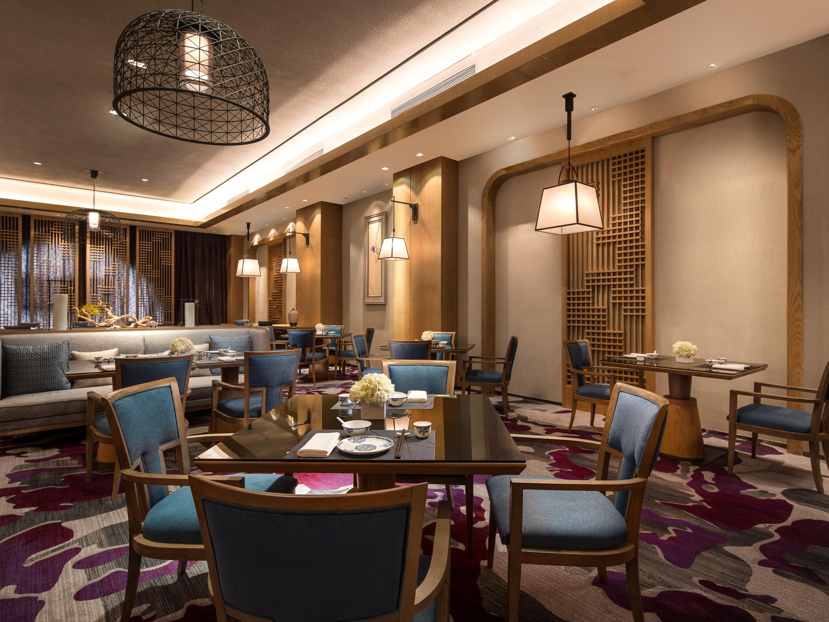 Restaurants Near Qingdao - Crowne Plaza