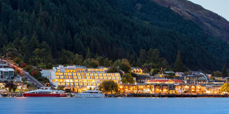 Cheap Hotels Queenstown