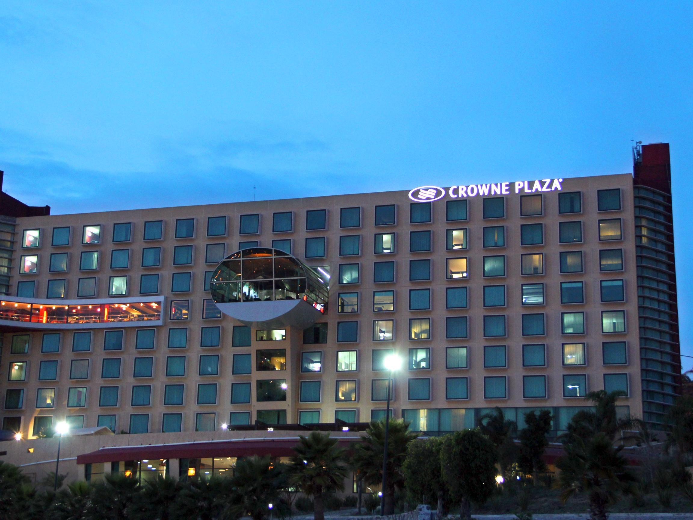 Crowne Plaza Queretaro Queretaro Mexico Hotel Ihg