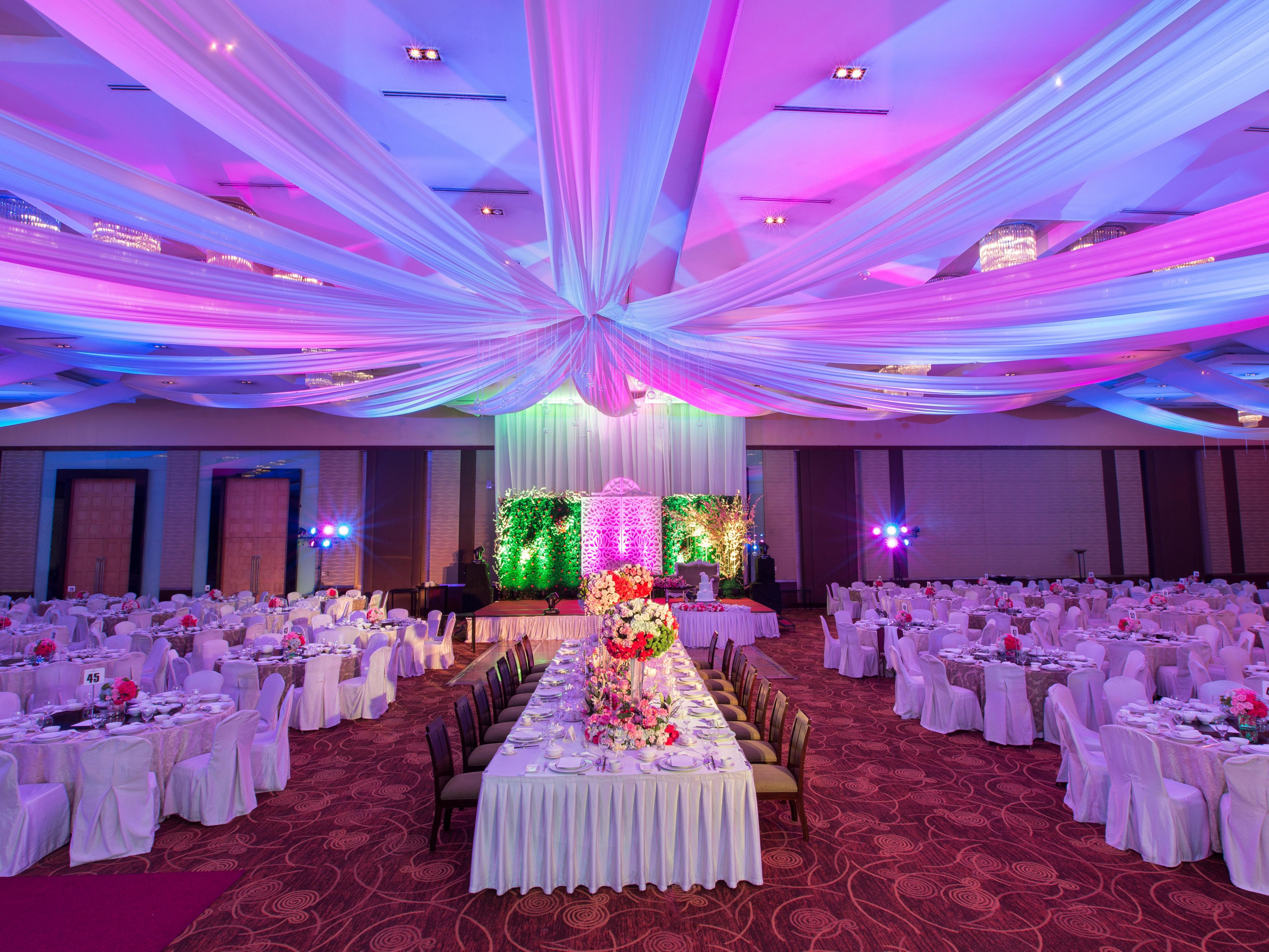 Crowne Plaza Quezon City Hotels Manila Galleria Events Facilities