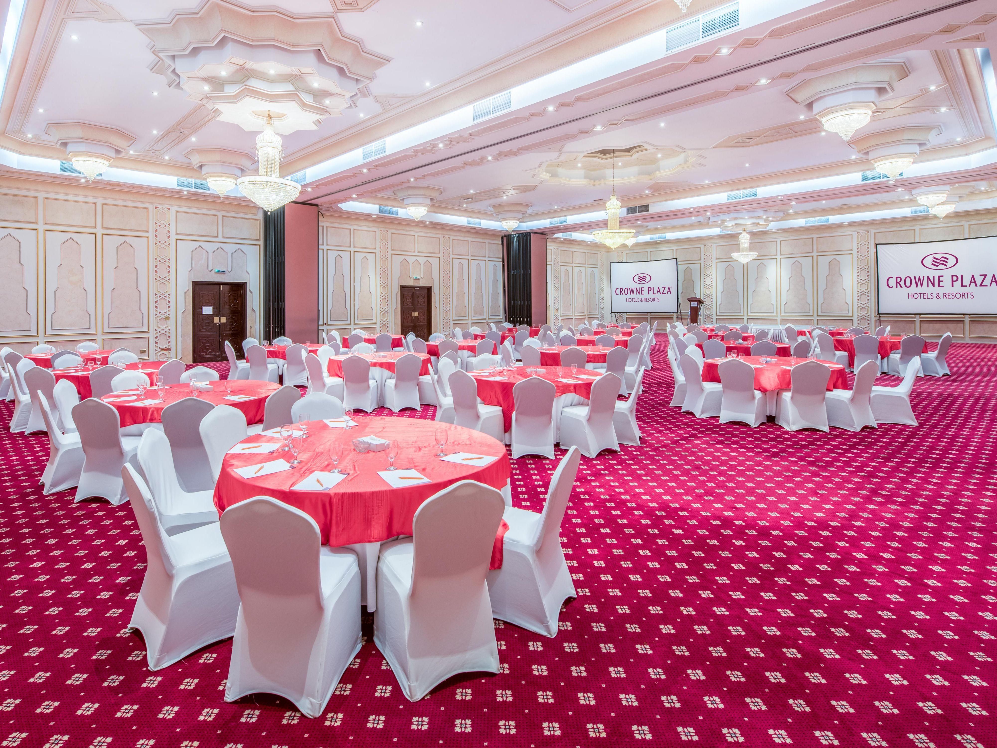 Crowne Plaza Resort Salalah - Hotel Meeting Rooms for Rent in {$city ...