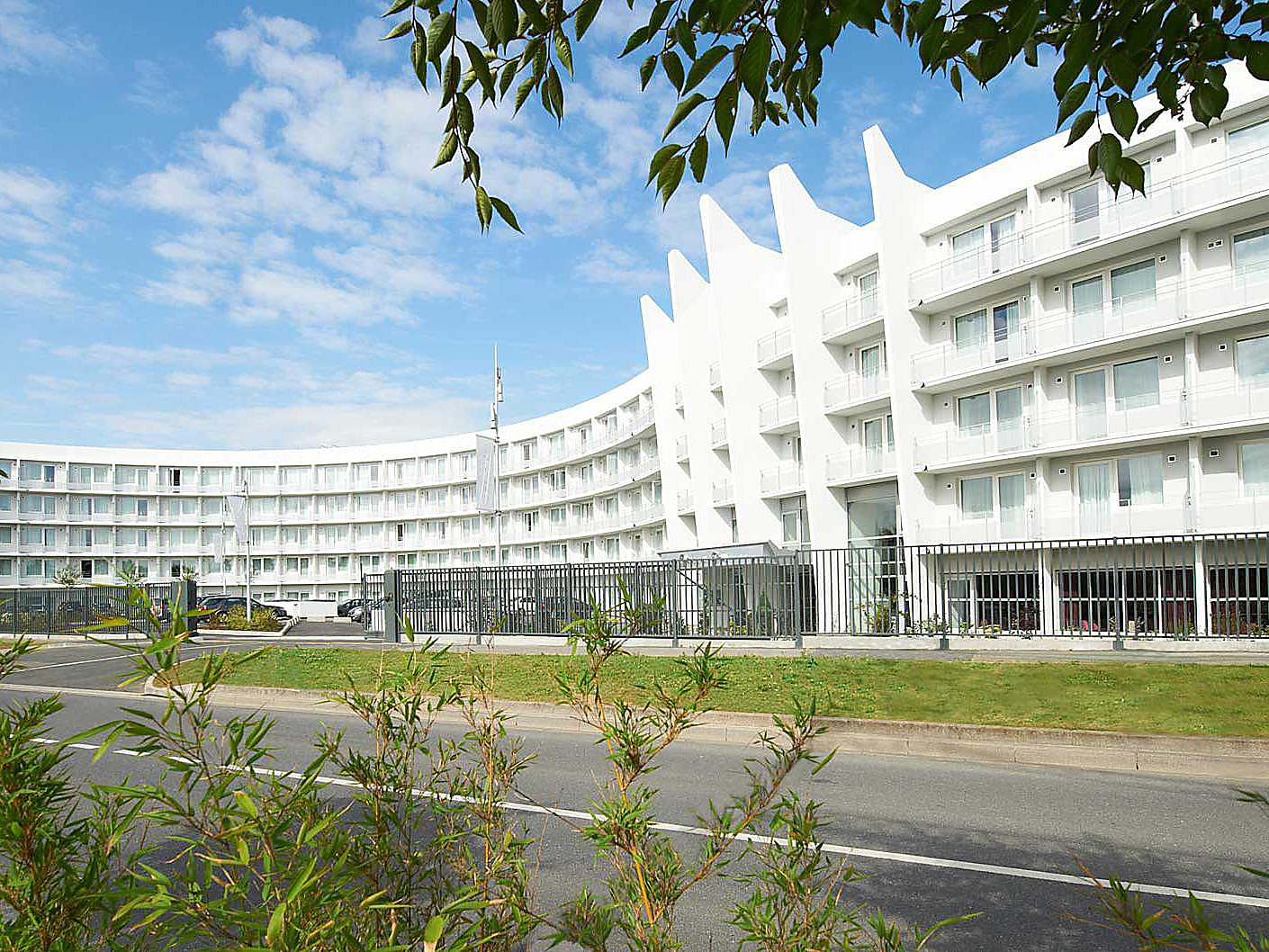 Airport Hotel: Crowne Plaza Paris - Charles de Gaulle