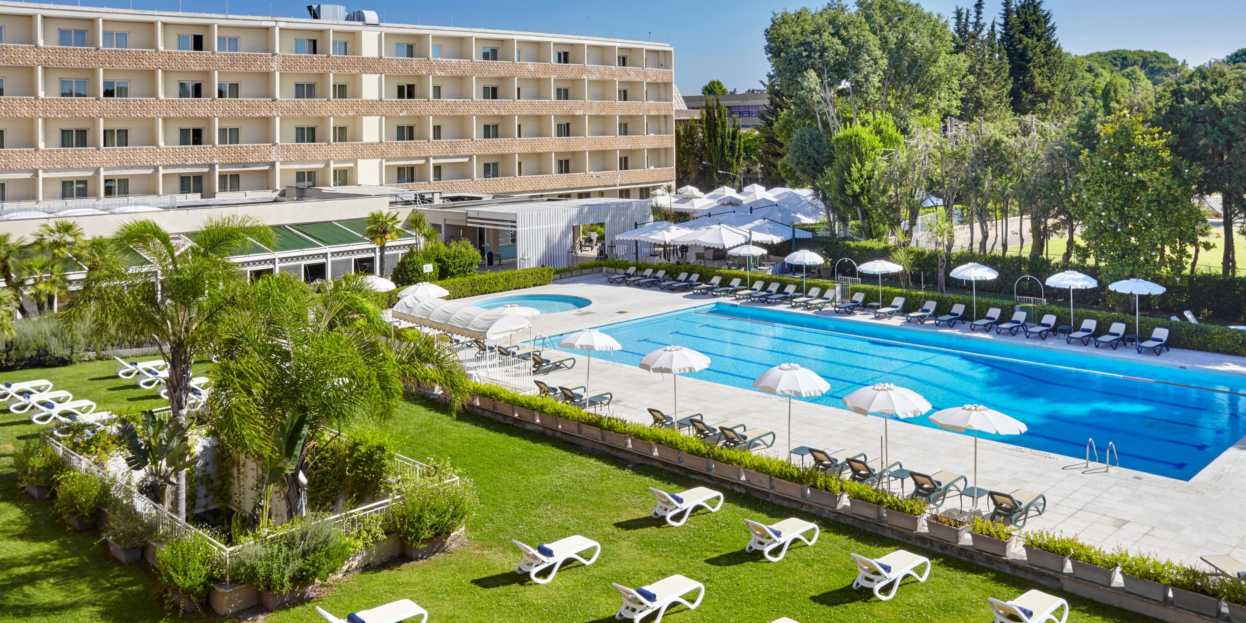 4 Star Business Hotel Crowne Plaza Rome St Peter S