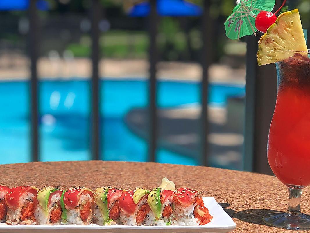 Restaurants Near San Diego Mission Valley Crowne Plaza