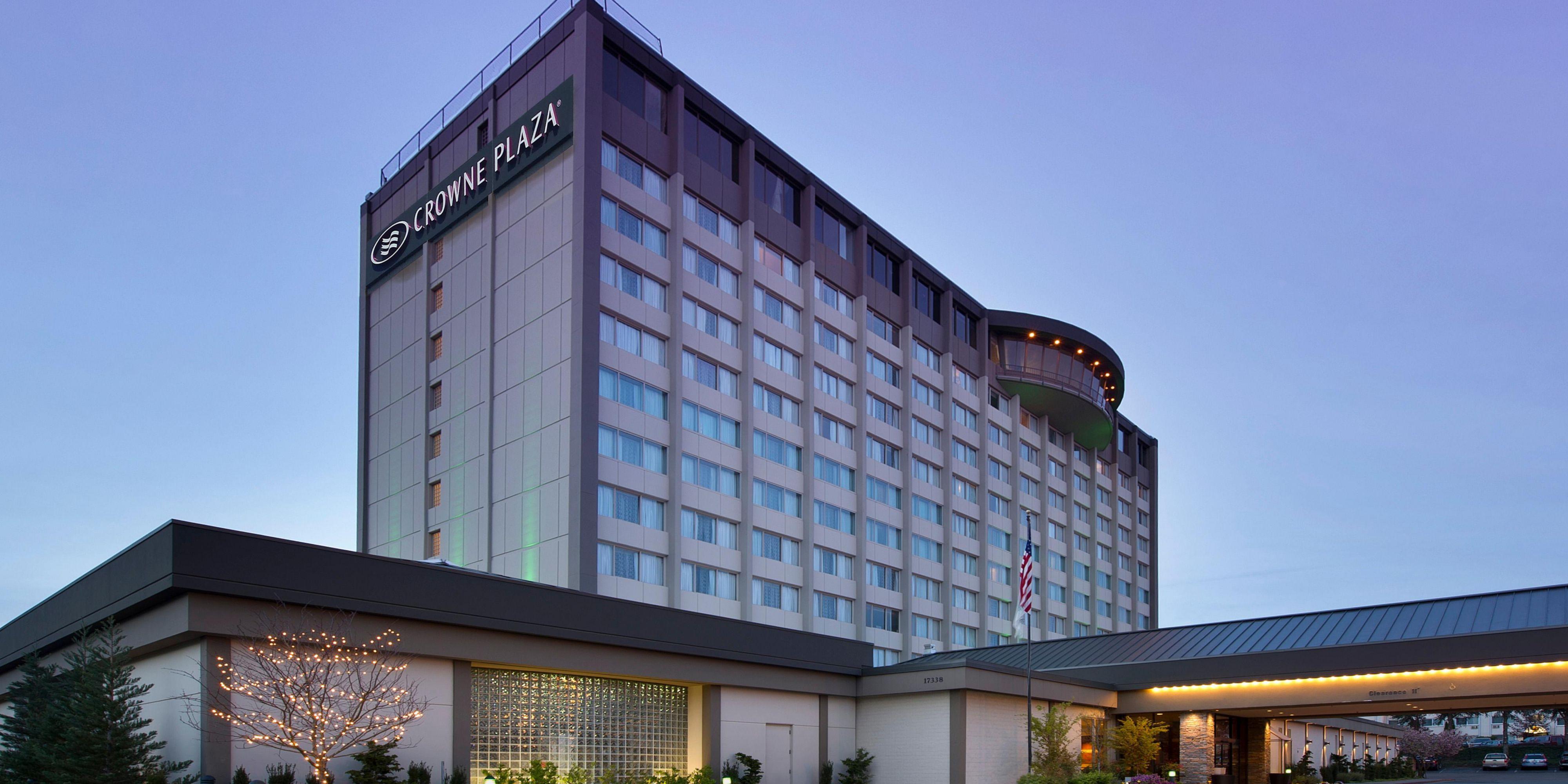 seatac hotel parking deals