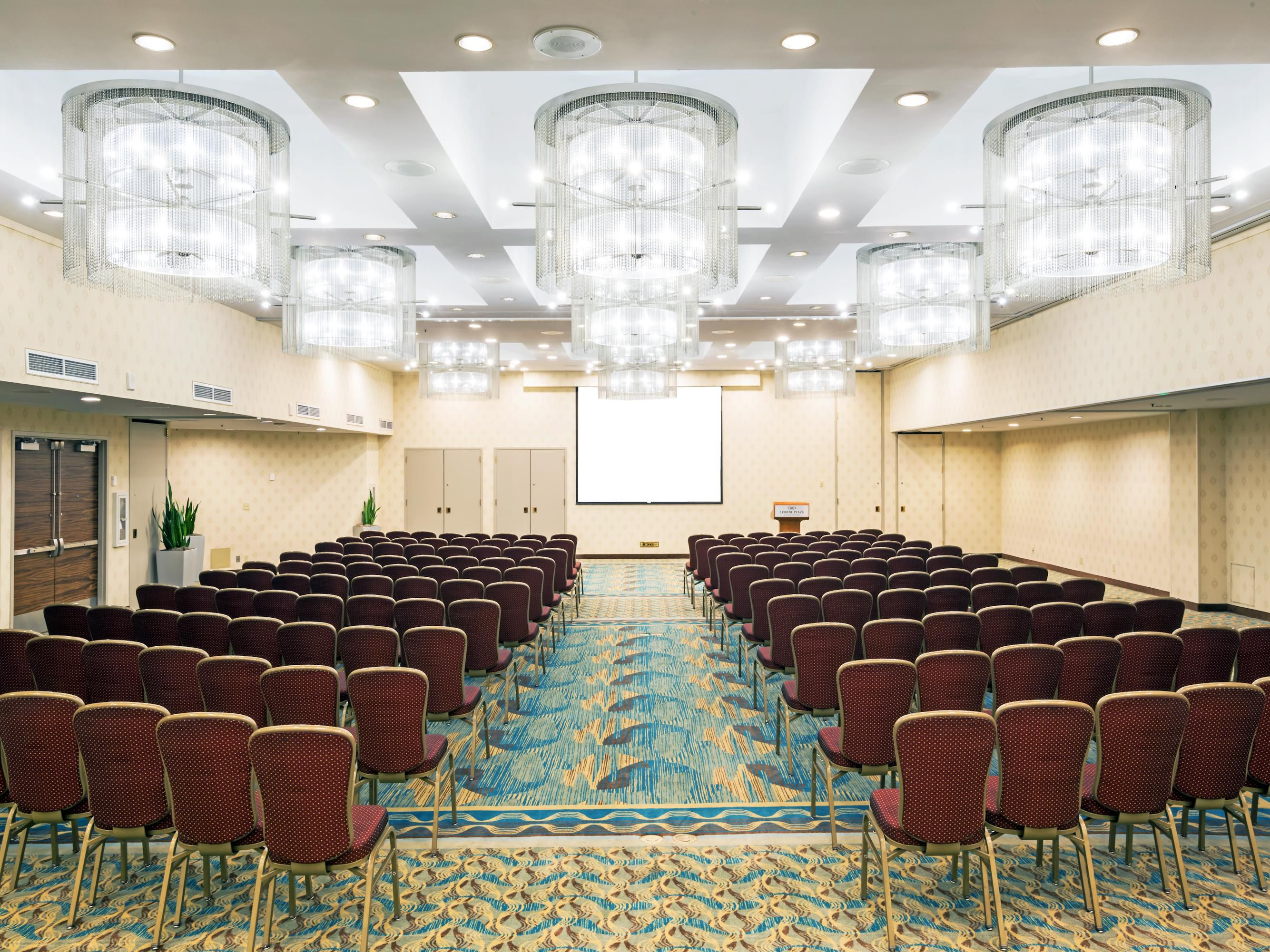 Crowne Plaza Seattle-Downtown - Hotel Meeting Rooms for Rent