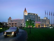 Crowne Plaza Lake Malaren Shanghai in Changshu, China