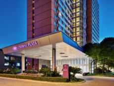 Crowne Plaza Shanghai Fudan in Changshu, China